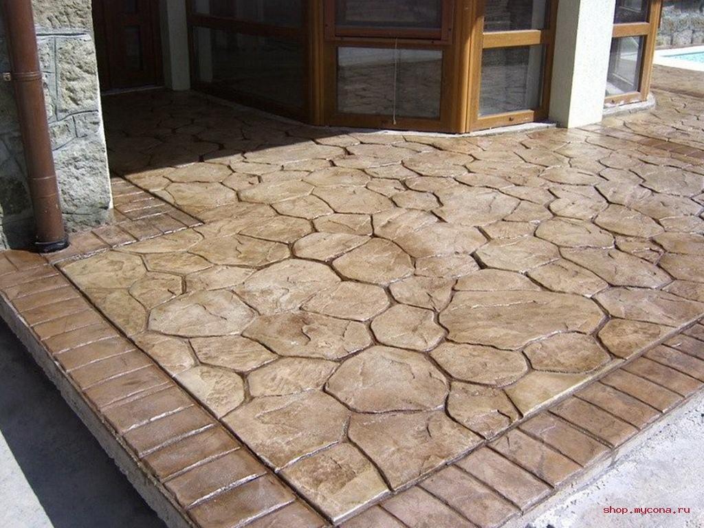 Штампы для печатного бетона купить в спб пластификатор для цементного раствора в уфе